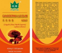 Ganoderma 425 mg x 120 cps
