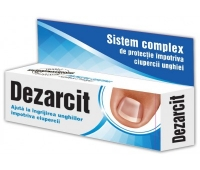 Dezarcit Gel impotriva ciupercii unghiei x 7 ml, Zdrovit