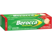 Berroca Performance x 15 cpr eff , Bayer