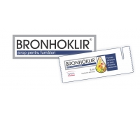 Bronhoklir sirop pentru fumatori x 15 plicuri, Stada