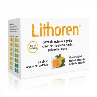 Lithoren pulbere solutie orala x 30 plicuri, Solartium