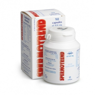 Spermotrend 90 capsule supliment nutritional