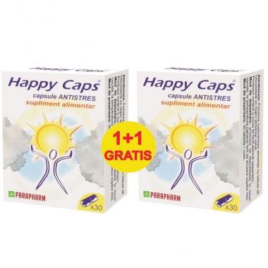 Happy caps oferta 1+1 gratis