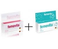 Femovita 30 cps + Femovita Lift 30 cps
