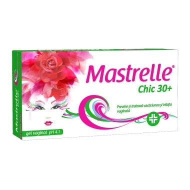 Mastrelle Chic 30+ gel vaginal hidratant și regenerant