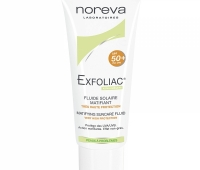 Noreva Exfoliac Fluid Matifiant SPF50, 40ml