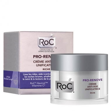 RoC PRO RENEW Crema antiage uniformizatoare 50 ml, Roc