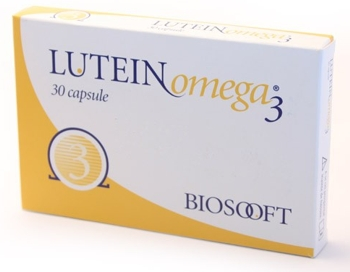 Lutein Omega 3