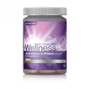 Multivitamine & Minerale pentru femei
