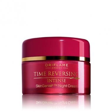 Cremă de noapte Time Reversing Intense SkinGenistII™ 55+