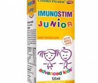 SIROP IMUNOSTIM JUNIOR Advanced Kids 125ml