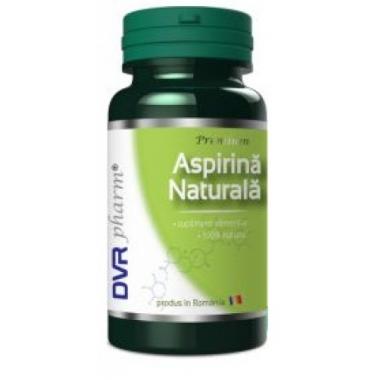 ASPIRINA NATURALA 60CPS DVR PHARM