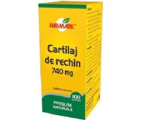 CARTILAJ RECHIN 740MG PLUS 30CPS, WALMARK