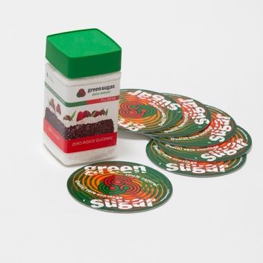 GREEN SUGAR PUDRA 300GR+6 SUP PAHARE GRATIS REMEDIA