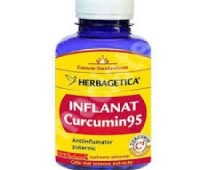 INFLANAT CURCUMIN95 120CPS HERBAGETICA