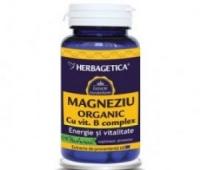 MAGNEZIU ORGANIC 120CPS