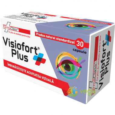 Visiofort Plus 30cps, FARMA CLASS