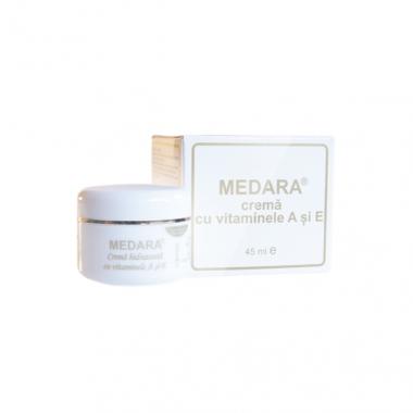 MEDARA CREMA CU VIT A+E 45ML (CUT), MEBRA