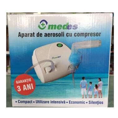 APARAT DE AEROSOLI CU COMPRESOR MEDESNEB, ESTRADE