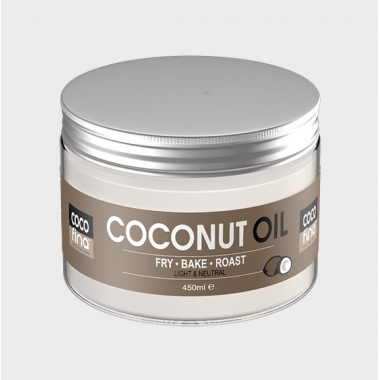 ULEI DE COCOS 450ML, ACTIV PHARMA STAR