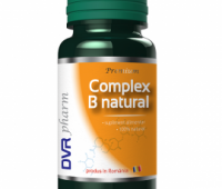 COMPLEX B NATURAL 90CPS, DVR PHARM