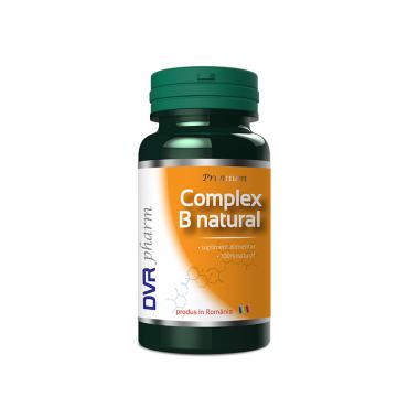 COMPLEX B NATURAL 90CPS, DVR PHARM