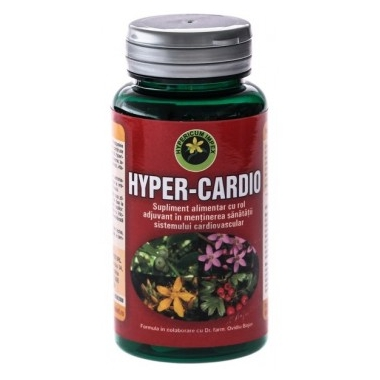 HYPER-CARDIO 280MG 60CPS, HYPERICUM