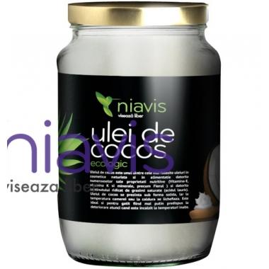 ULEI COCOS EXTRA VIRGIN ECO(BIO) 200GR, NIAVIS