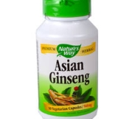 ASIAN GINSENG 50CPS, SECOM