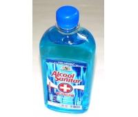 ALCOOL SANITAR 70% 0.2L (0869-200), VETRO DESIGN