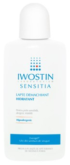 Iwostin Lapte Demachiant hidratant