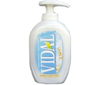 SAPUN LICHID MILK&CREAM 300ML, VIDAL