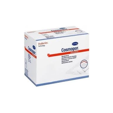 Cosmopor Advance Plasture Steril cu Corp Absorbant 15 x 8 cm, Hartmann