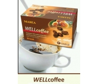 CAFEA GANODERMA WELL 30DZ, SPRING BIO LIFE