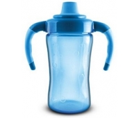 CANA MANERE&CIOC SILICON BLEU 6L+ 260ML (JK032), JUST FOR KIDS