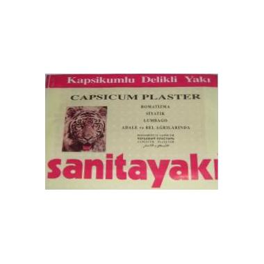 SANITAYAKI PLAST ANTIREUMATIC 17X12CM, STAGER MED