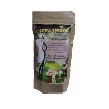 CAFEA VERDE CU GHIMBIR 250GR, ANDARI PLANT