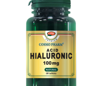 ACID HIALURONIC 100MG 60CPR, COSMO PHARM - PREMIUM