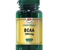 BCAA 500MG 30CPR, COSMO PHARM - PREMIUM