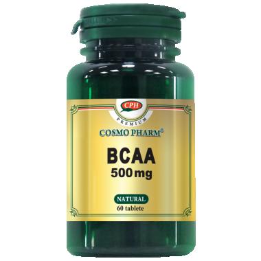 BCAA 500MG 60CPR, COSMO PHARM - PREMIUM