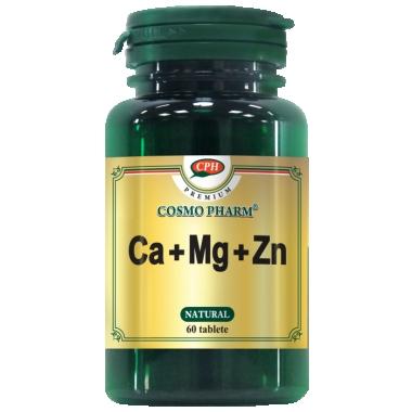 CAL-MAG-ZINC PREMIUM 60CPR, COSMO PHARM - PREMIUM