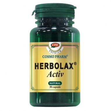 HERBOLAX ACTIV 30CPS, COSMO PHARM - PREMIUM