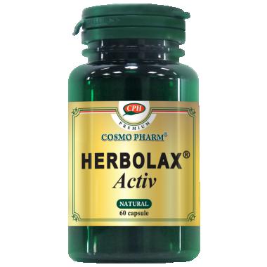 HERBOLAX RAPID 60CPR, COSMO PHARM - PREMIUM