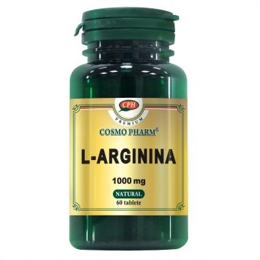 L-ARGININA 1000MG 60CPR, COSMO PHARM - PREMIUM