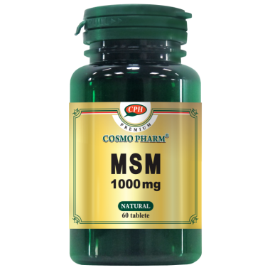 MSM 1000MG 60CPR, COSMO PHARM - PREMIUM