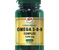 OMEGA 3-6-9 COMPLEX 1206MG 60CPS, COSMO PHARM - PREMIUM