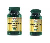 OMEGA 3-6-9 COMPLEX 1206MG 60+30CPS GRATIS, COSMO PHARM - PREMIUM