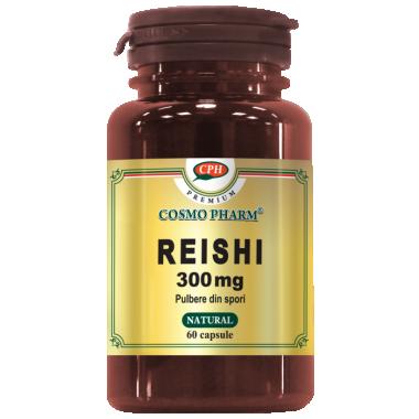 REISHI 300MG 60CPS, COSMO PHARM - PREMIUM