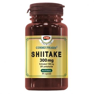 SHIITAKE 300MG 30CPS, COSMO PHARM - PREMIUM