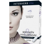COLAGEN&ACID HIALURONIC EXTRA 30CPS, INTERHERB